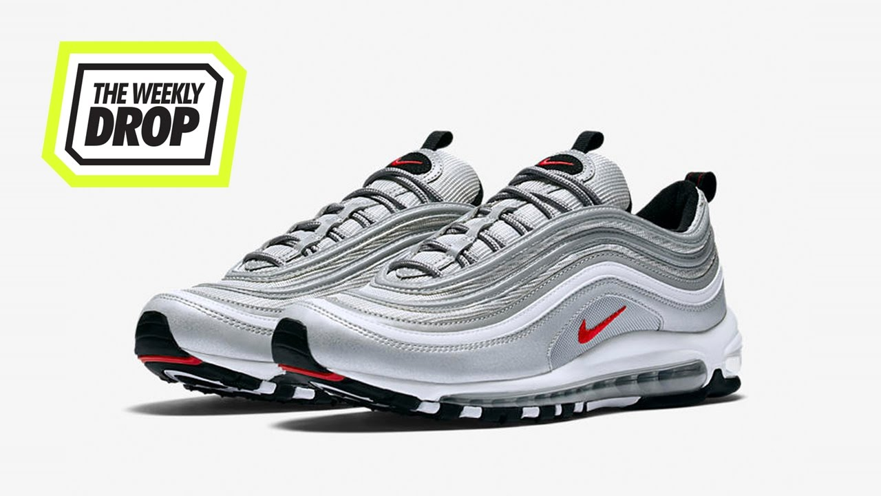 f802fe0529 Air Max 97 Silver Bullet Australian Release Info: The Weekly Drop | Complex  AU
