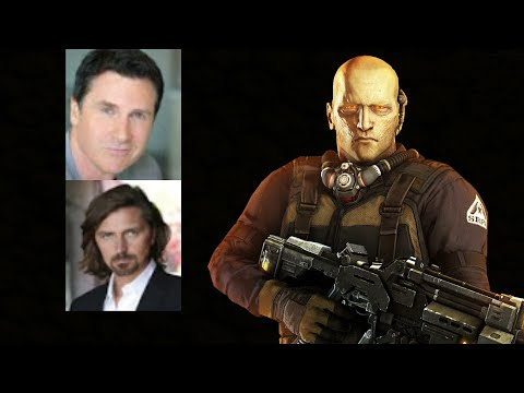 Video Game Voice Comparison- Nathan Hale (Resistance)