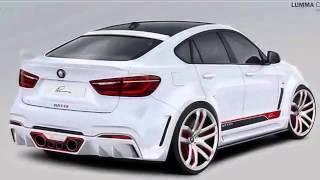 Тюнинг BMW X6 F16 Lumma(, 2014-07-23T09:29:12.000Z)