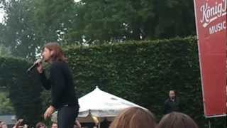 Rea Garvey - Through The Eyes Of A Child @ Hamburg Stadtpark 16.06.2012
