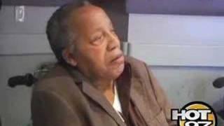 Miss Jones interviews Frank Lucas