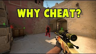 Why Do People Cheat in Online Games?