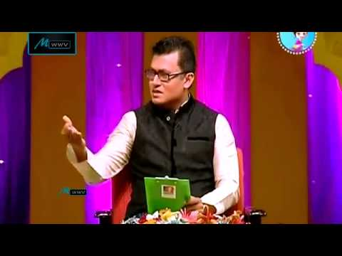 Mosharraf Karim,Nadia   Shokh   Eid Adda INTERVIEW 2015