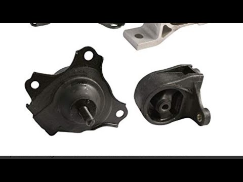 Acura MDX lower front motor mount replacement and tips