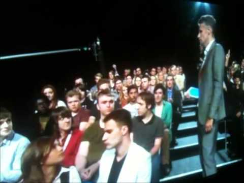 My Sister's National TV Appearance for Young Voters' Question Time