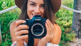 CAMERA BASICS - WATCH THIS BEFORE STARTING PHOTOGRAPHY