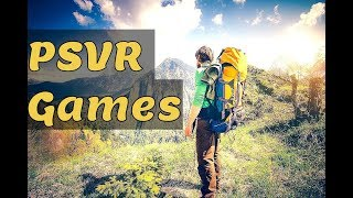 PSVR Games / Adventure Games for PlayStation VR 🎮🔥🔥
