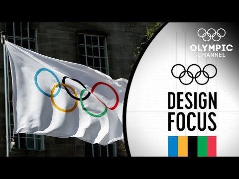 The Design of the Olympic Rings   Design Focus