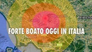 FORTE BOATO OGGI: TERREMOTO IN ITALIA