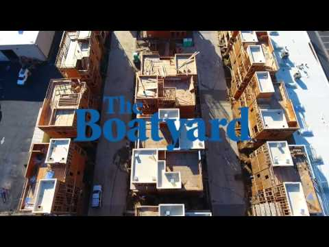 The Boatyard Plan 3 - New Homes in Costa Mesa, CA