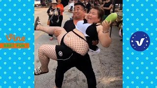 connectYoutube - Best funny videos 2017 ● People doing stupid things compilation P4