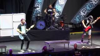 """All Time Low - """"Backseat Serenade"""" (Live in Irvine 9-29-16)"""