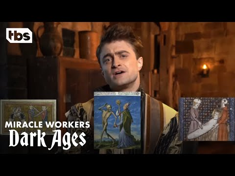 Miracle Workers: Dark Ages premieres tonight