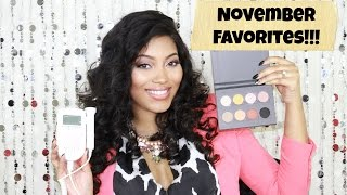 {Girl Talk} My November Beauty & Fashion Favorites +Pregnancy Chat Thumbnail