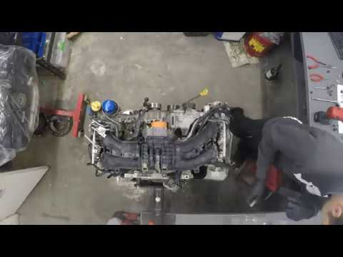 Subaru BRZ Engine Teardown - DirtFish