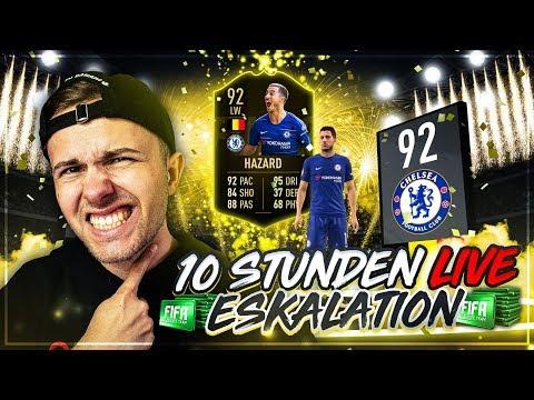 FIFA 19: 10 Stunden PACK OPENING Eskalation 🔥🔥 + Team Building / SBC´s