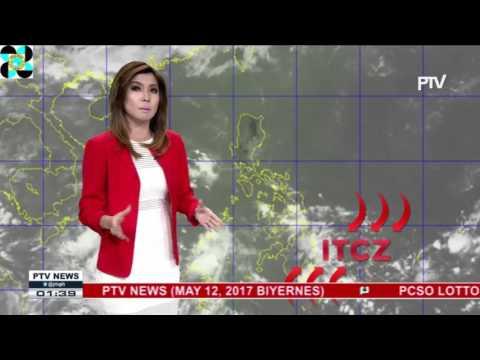PTV INFO WEATHER: Mainit at maaliwalas na panahon, sasalubong sa Luzon