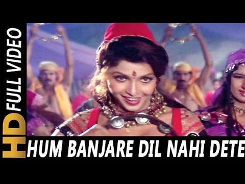 Hum Banjare Dil Nahi Dete| Lata Mangeshkar| Parampara 1993 Songs | Vinod Khanna, Ramya Krishna
