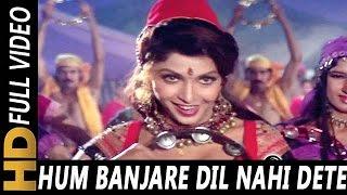 Hum Banjare Dil Nahi Dete  Lata Mangeshkar  Parampara 1993 Songs   Vinod Khanna, Ramya Krishna