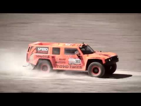 Robby Gordon   Hummer H3   Dakar 2012   Highlight HD 720p