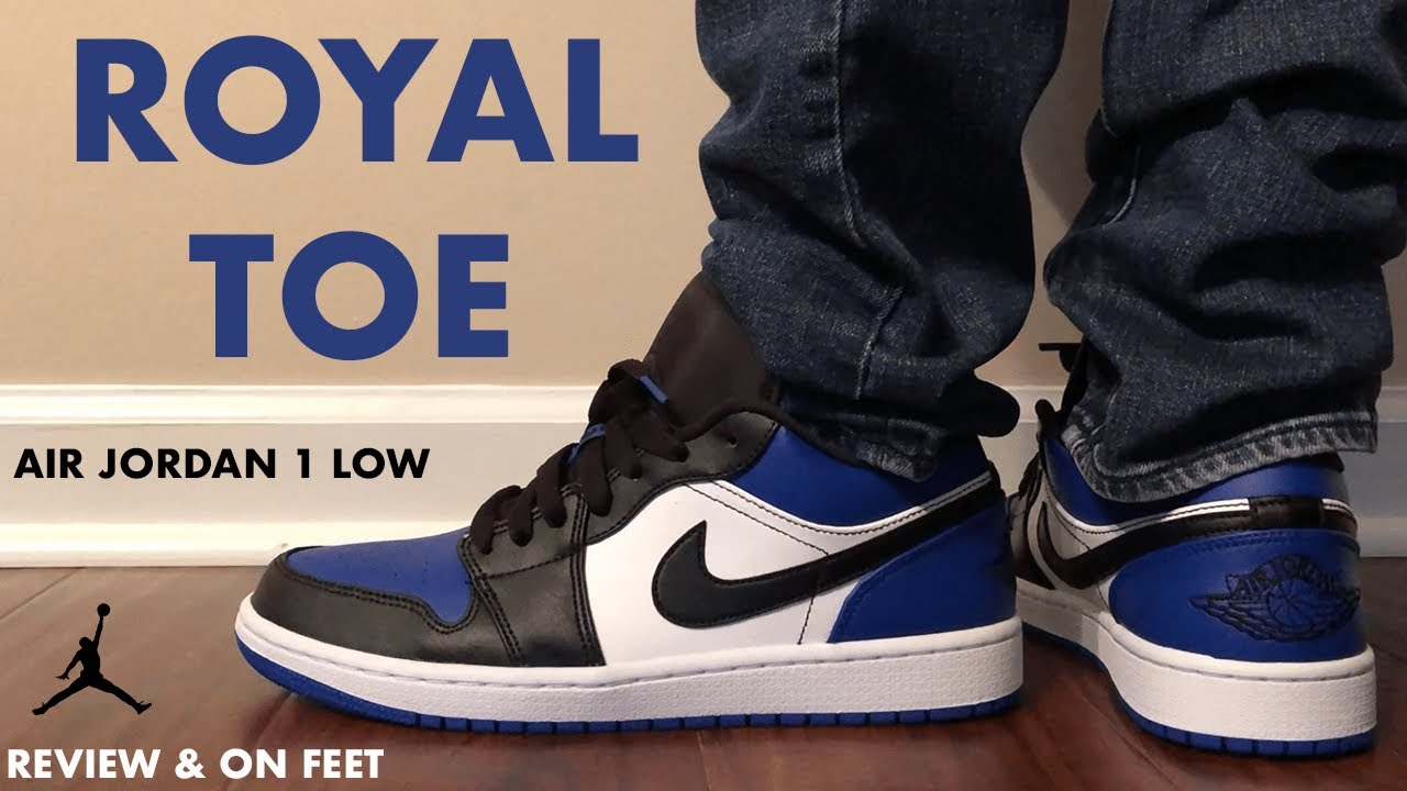 air jordan 1 low blue the great
