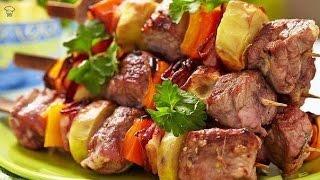 5 Рецептов приготовления вкуснейшего шашлыка!