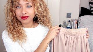 A Summery Haul ♡ Zara, ASOS, DEPOP etc. | ad Thumbnail