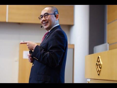 Peter Ho at the 6th USLS 2015