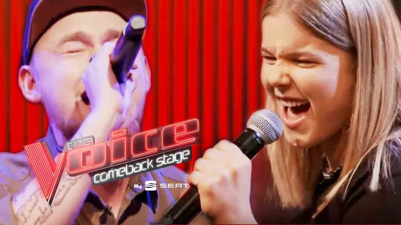 The voice of germany comeback