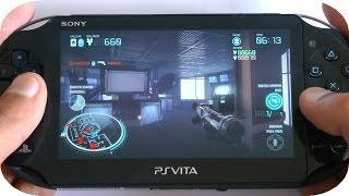 PS Vita: Killzone Mercenary Botzone Review