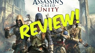Assassin's Creed: Unity Review (PS4)