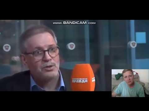Россияне о пресс-алкаше Леонтьеве который готов лизать Ж , если вкусная