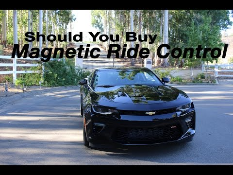 Should I Buy Magnetic Ride Control for my 2016 Camaro SS