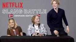 The Rain Cast Guess Danish Slang Words | Netflix