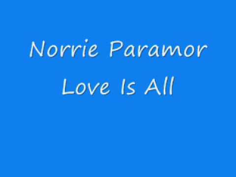 Norrie Paramor - Love Is All