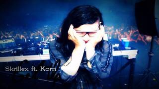 |Dubstep| - Skrillex ft. Korn - Get Up - [Download Link + Lyrics]