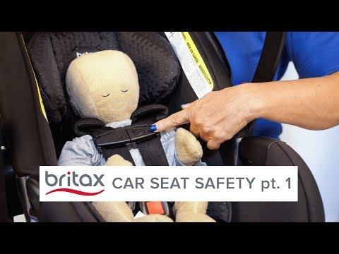 Car Seat Safety Part 1/2: Baby's First Ride Home