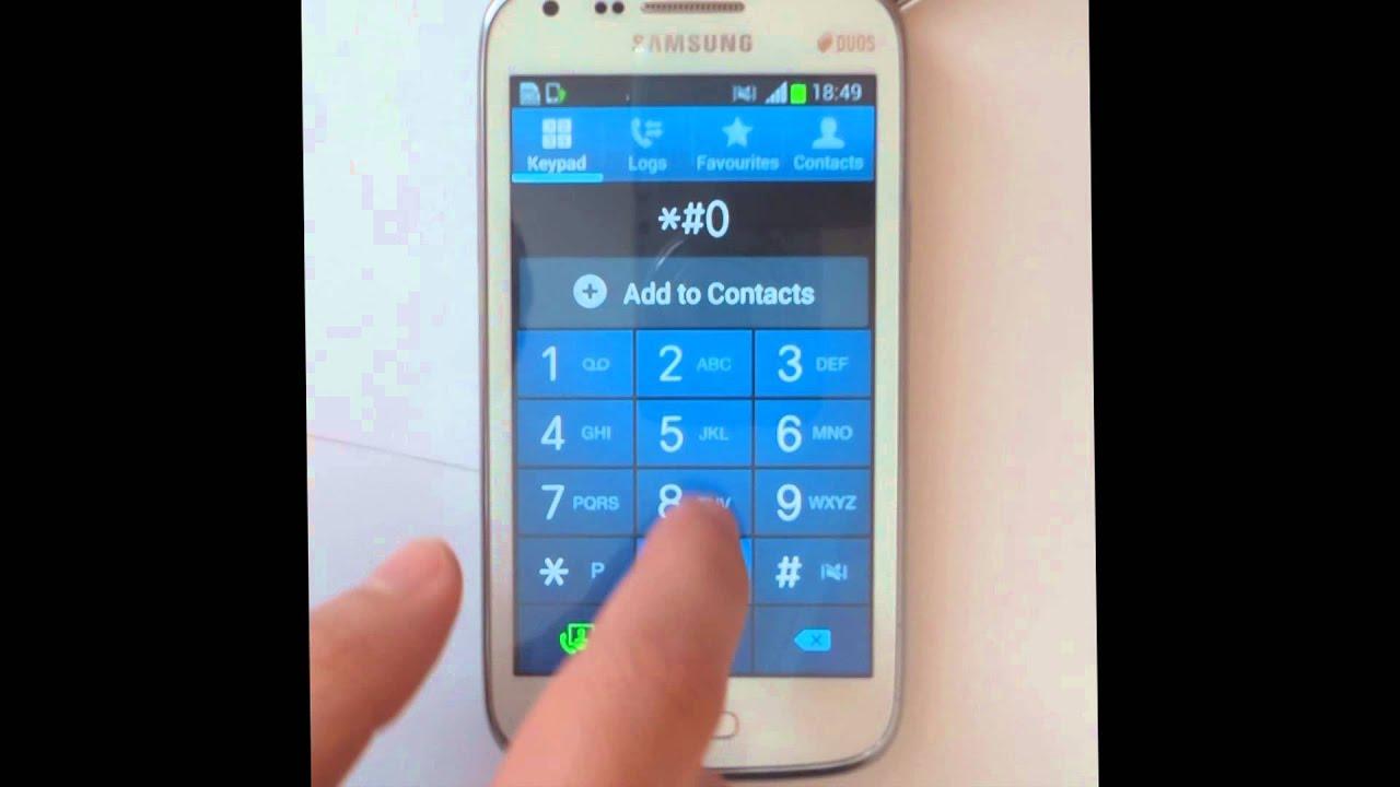 Прошивки для Samsung Galaxy Core GT I8262