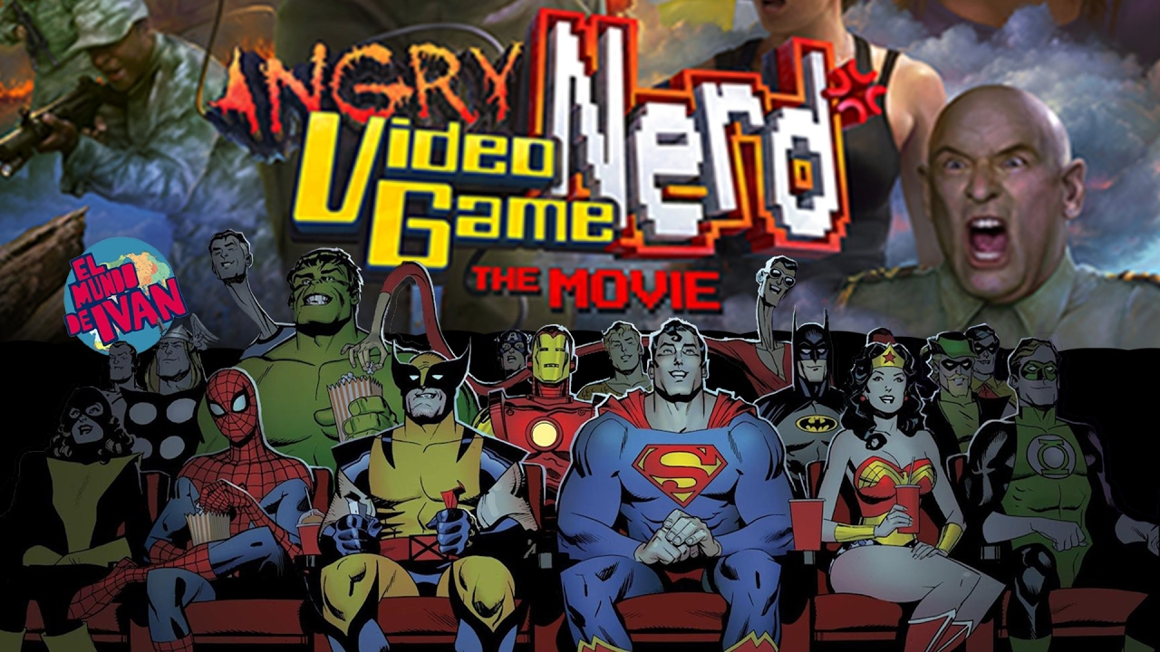 The Angry Video Game Nerd - Rotten Tomatoes