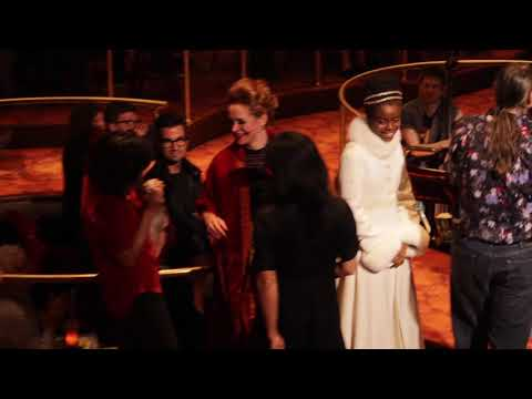 The Great Comet - Final Bows on Broadway