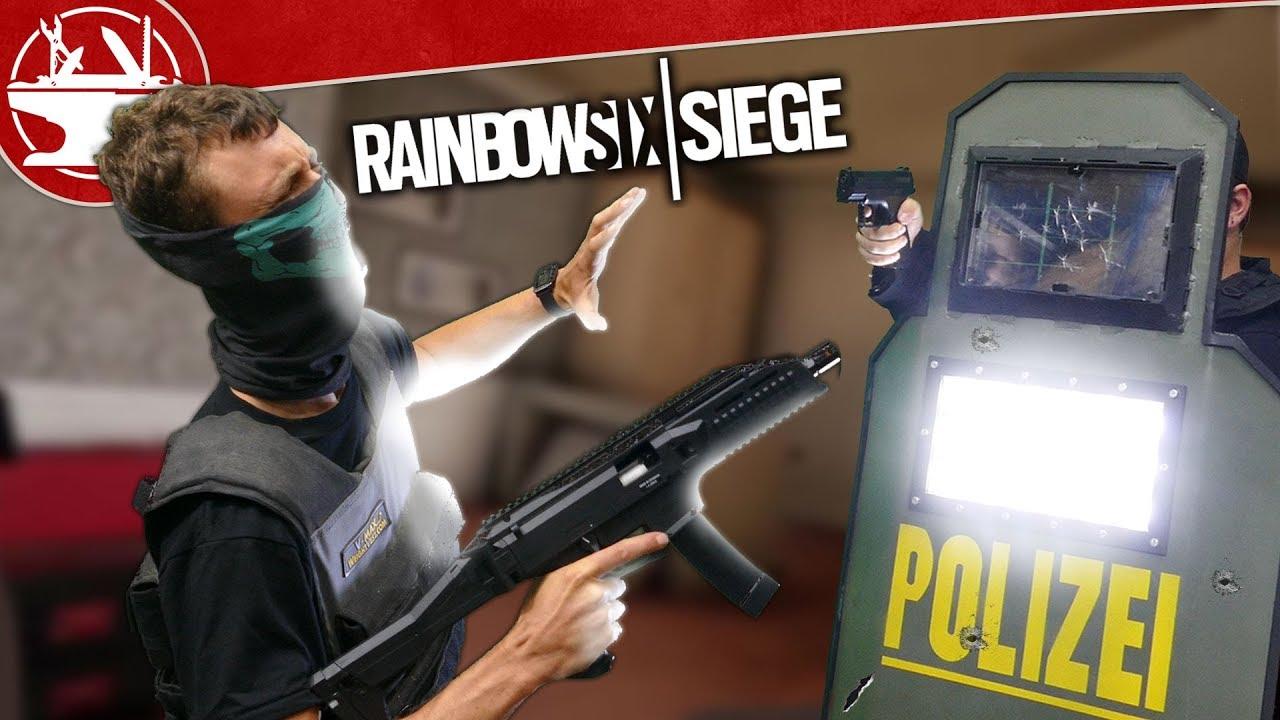 Rainbow Six Blitz Shield