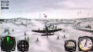 Air Conflicts: Aces of World War II (PSP) RAF Gameplay