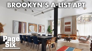 $5.5M NYC duplex neighboring Matt Damon, John Krasinski hits the market | Page Six Celebrity News
