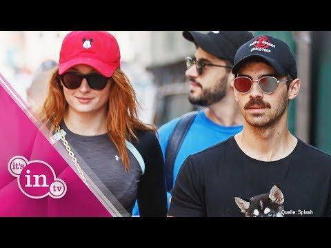 Joe Jonas & Sophie Turner: Das Paar ist verlobt!