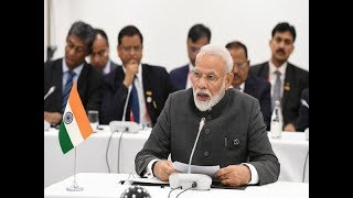 Watch: PM Narendra Modi outlines 3 major challenges at the informal meeting of BRICS leaders