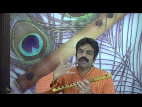 Gamakam on Raaga Shankarabharanam ( Technique 1)-C L - 490