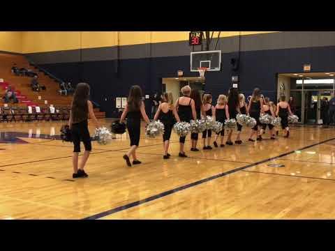Kayden dance performance South Dakota School of Mines January 13, 2018