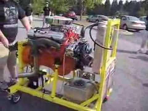 YearOne Mopar 440 440ci Big Block Crate Engine Year One - YouTube