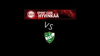 SCH Liekit vs GriFK - Esport Areena 26.03.2017