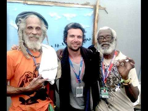 The Congos with Mista Savona - 'Fisherman' (Live @ Northside Records)